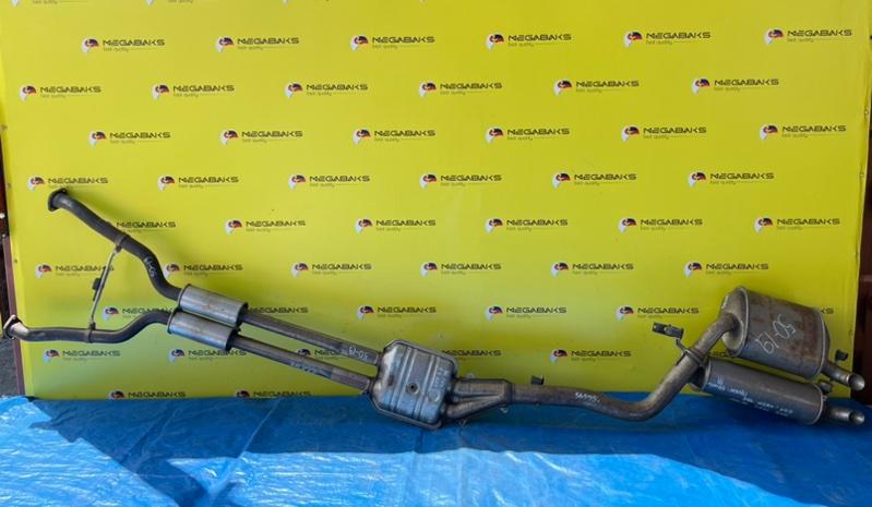 Глушитель Bmw Series E65 N62B44A (б/у)