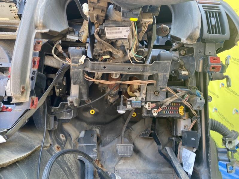 Рулевая колонка Jeep Grand Cherokee WJ EVA 1998 (б/у)