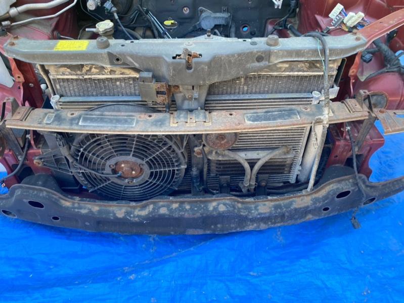 Радиатор кондиционера Hyundai Santa Fe SM G6BA (б/у)