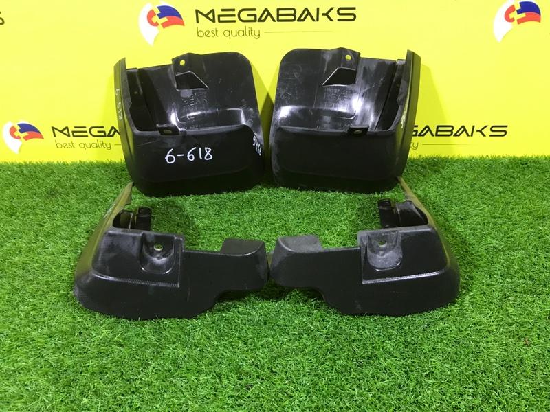Брызговики комплект Subaru Xv GP7 (б/у)