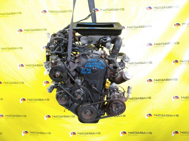 Двигатель Daihatsu Terios J111G EF-DET 2000 605225 (б/у)