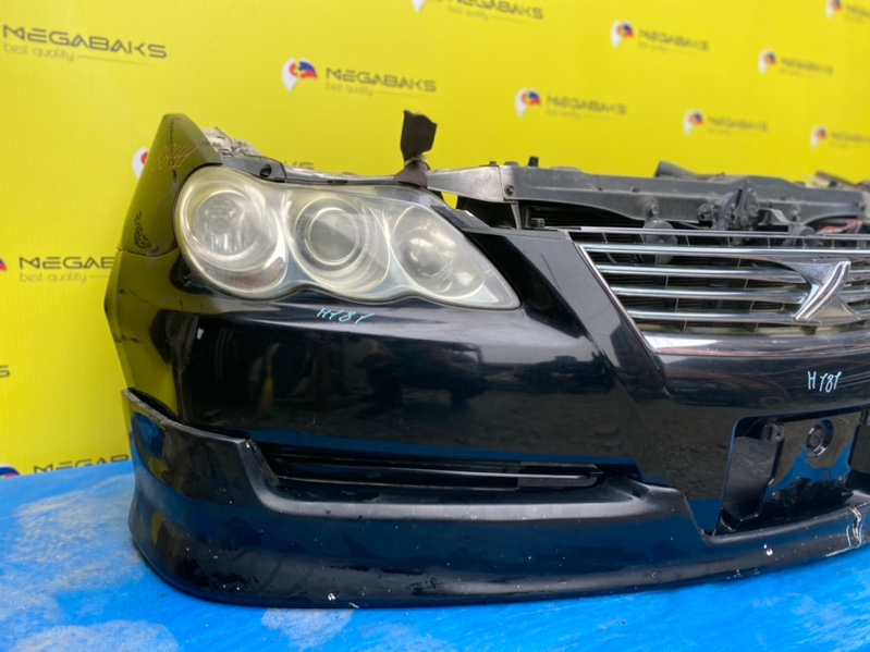 Nose cut Toyota Mark X GRX120 4GR I MODEL (б/у)