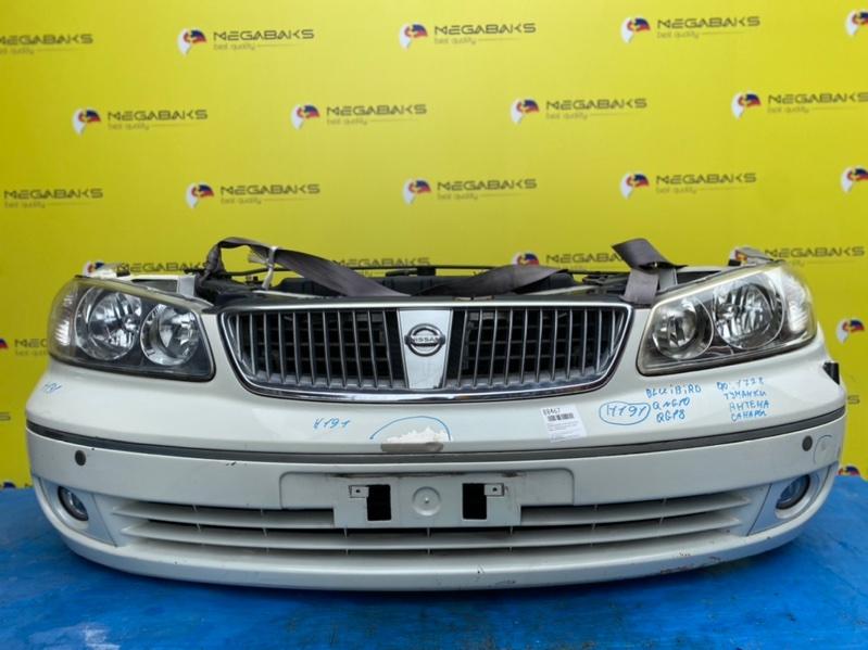 Nose cut Nissan Bluebird Sylphy QNG10 QG18 II MODEL (б/у)