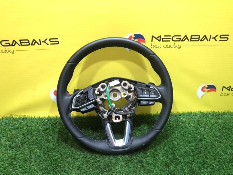 Руль Mazda Axela BMEFS (б/у)
