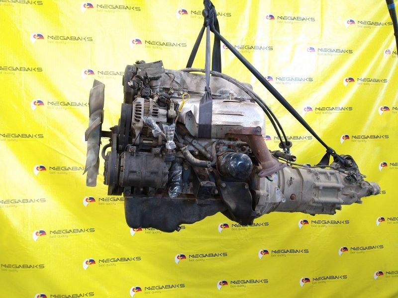 Двигатель Mazda Titan SY56T WL 2001 (б/у)