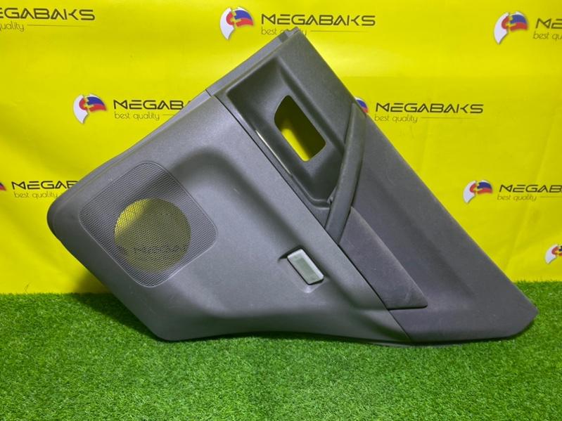 Обшивка дверей Mitsubishi Pajero V75W задняя правая (б/у)