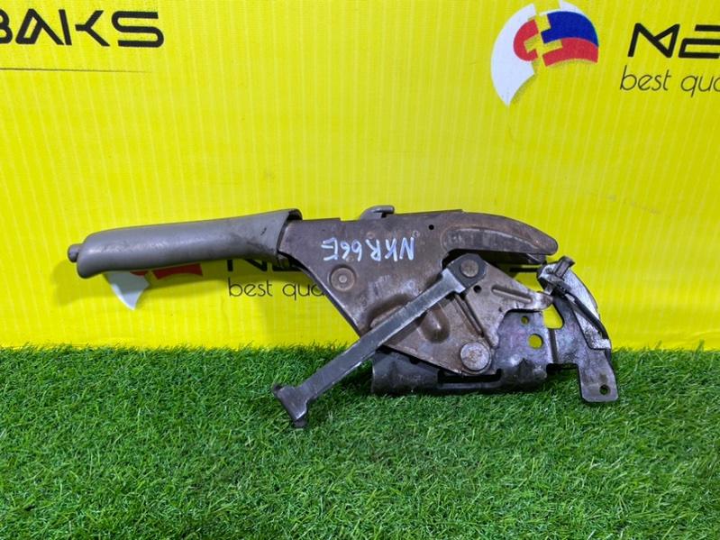 Ручка ручника Isuzu Elf NKR66E 4HF1 (б/у)