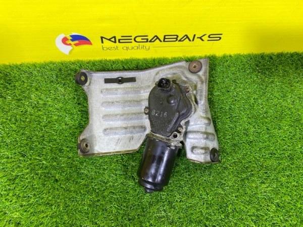 Мотор дворников Mitsubishi Chariot Grandis N84W передний (б/у)
