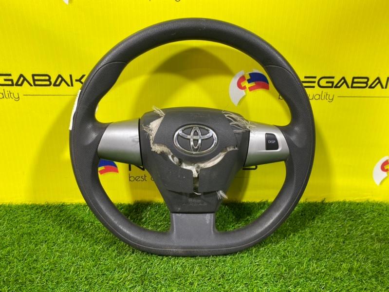 Руль Toyota Auris NZE151 1NZ-FE (б/у)