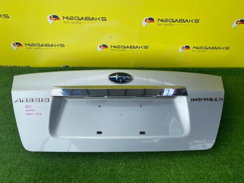 Крышка багажника Subaru Impreza GE3 (б/у)