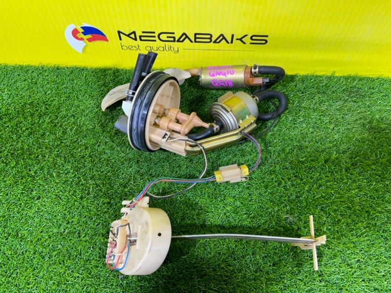 Топливный насос Nissan Bluebird Sylphy QNG10 QG18DE (б/у)