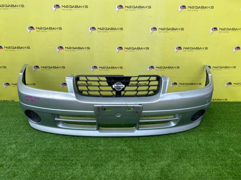Бампер Nissan Expert VNW11 передний (б/у)