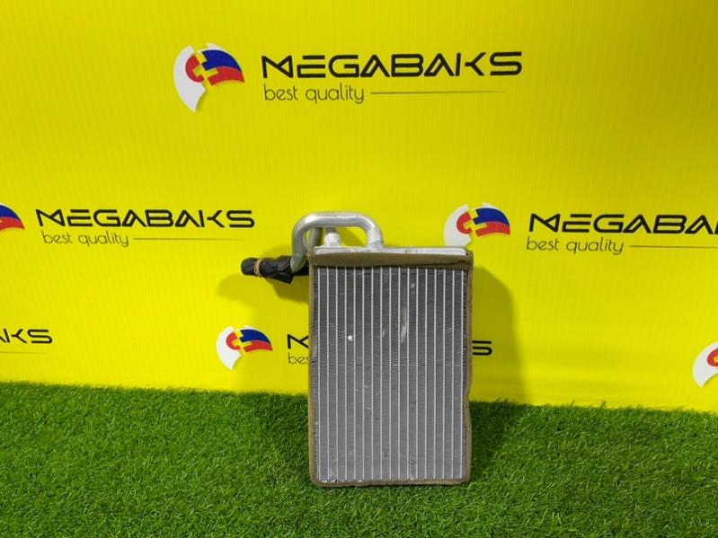 Радиатор печки Mitsubishi Pajero Io H66W (б/у)