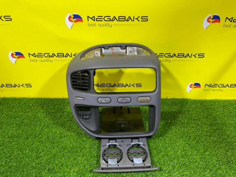 Консоль магнитофона Mitsubishi Delica PD6W 1997 (б/у)