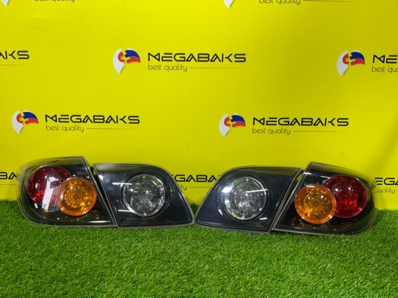 Стоп-сигнал Mazda Axela BK5P 2006 P2912, P2913 (б/у)