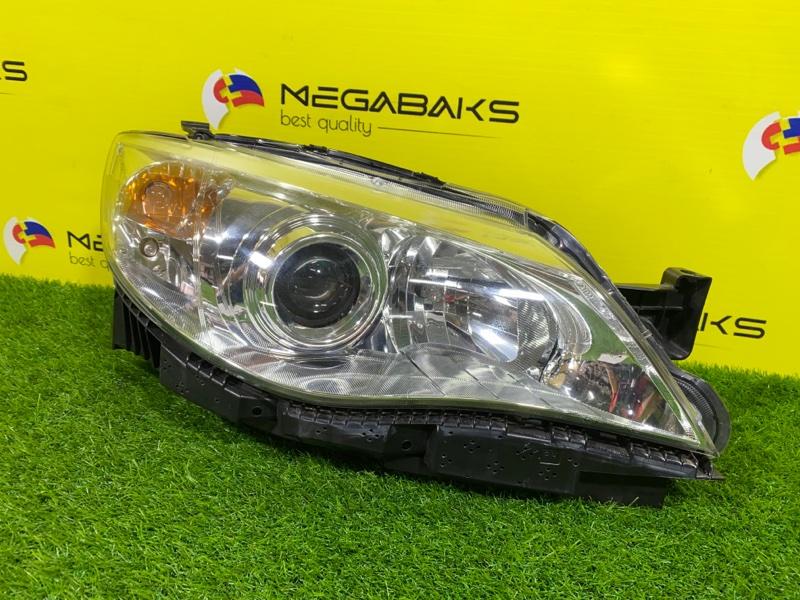 Фара Subaru Impreza GE3 правая 1809, XENON (б/у)
