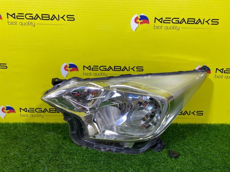 Фара Toyota Ractis NCP120 2011 левая 52-211 (б/у)