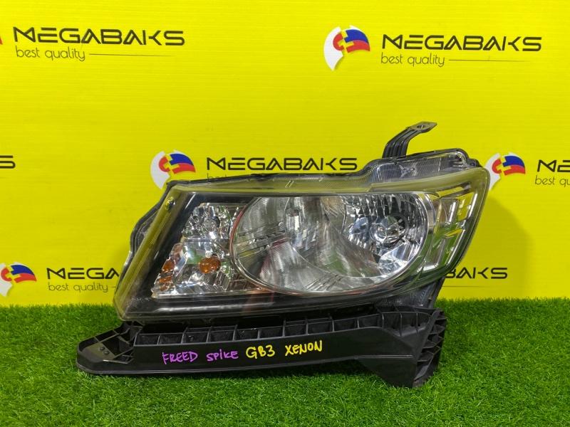 Фара Honda Freed Spike GB3 левая 100-22068 (б/у)