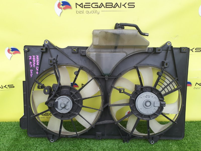 Диффузор радиатора Mazda Cx-5 KEEAW PE-VPS (б/у)