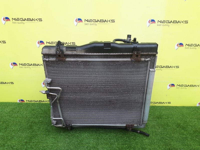 Радиатор основной Toyota Hiace KDH206 1KD (б/у)
