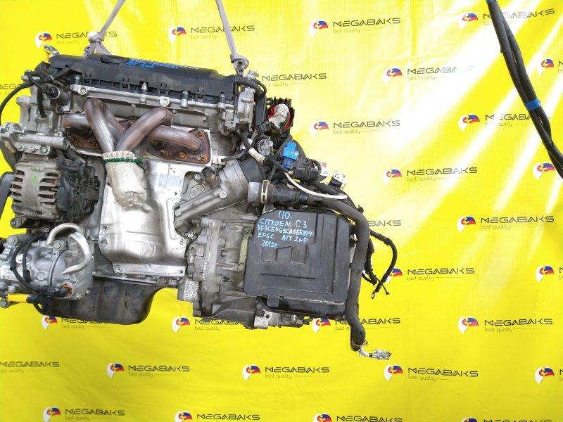 Акпп Citroen C3 A51 EP6C 2012 AL4 (б/у)