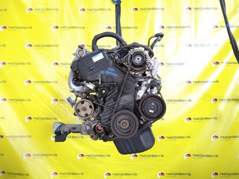 Двигатель Toyota Vista Ardeo SV55 3S-FE 2001 8040162 (б/у)