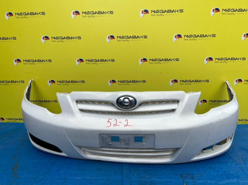 Бампер Toyota Runx NZE121 1NZ-FE передний III MODEL (б/у)