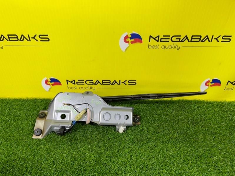Мотор дворников Subaru Impreza GG3 задний (б/у)