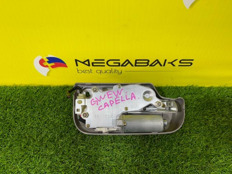 Мотор дворников Mazda Capella GWEW задний (б/у)