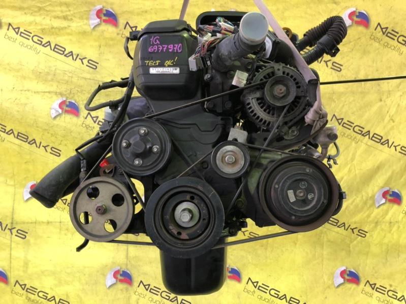 Двигатель Toyota Altezza GXE10 1G-FE 2002 6977970 (б/у)