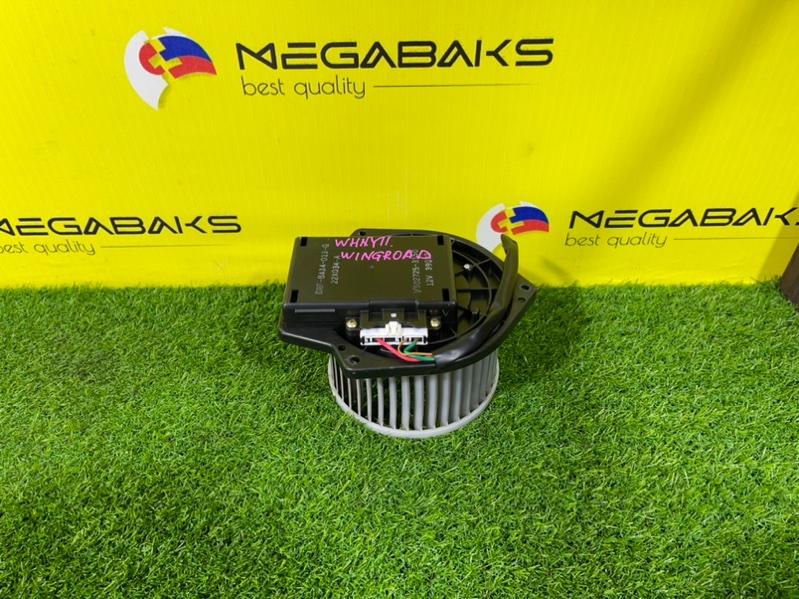 Мотор печки Nissan Wingroad Y11 (б/у)