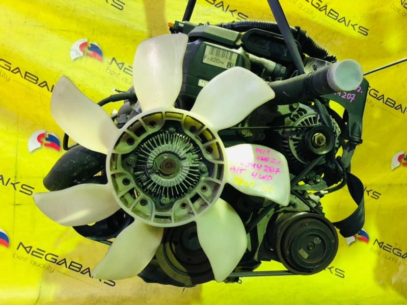 Двигатель Toyota Mark Ii Blit GX115 1G-FE 2002 6944207 (б/у)