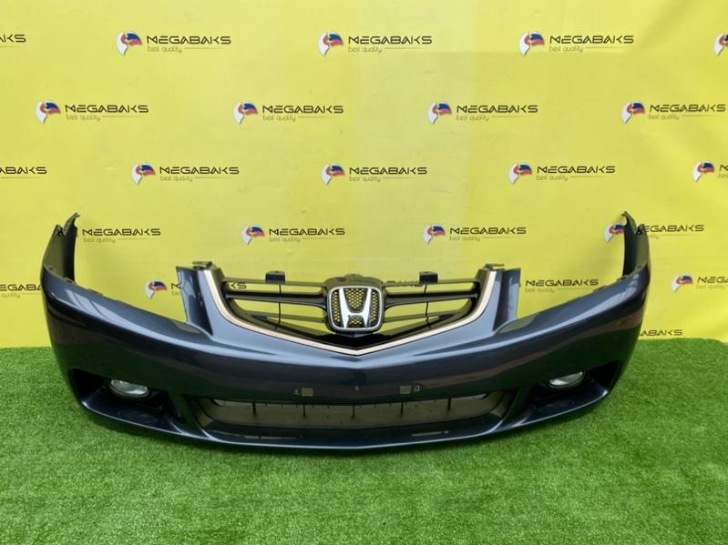 Бампер Honda Accord CM2 передний (б/у)