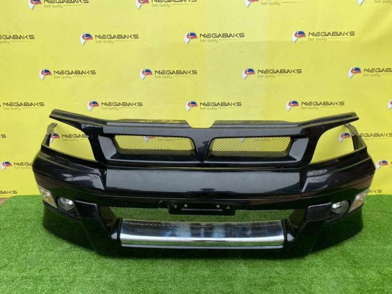 Бампер Mitsubishi Chariot Grandis N84W передний TUNING (б/у)