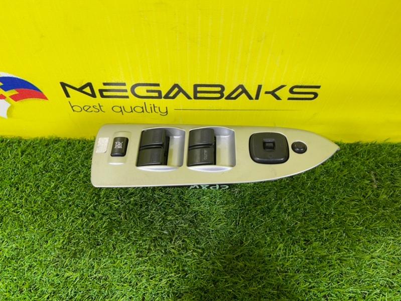 Блок упр. стеклоподьемниками Mazda Premacy CP8W передний правый (б/у)
