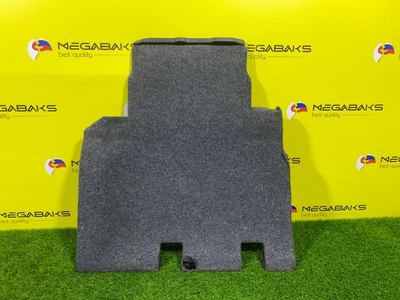 Пол багажника пластик Toyota Funcargo NCP25 задний правый (б/у)