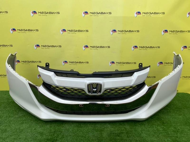 Бампер Honda Odyssey RB4 передний (б/у)