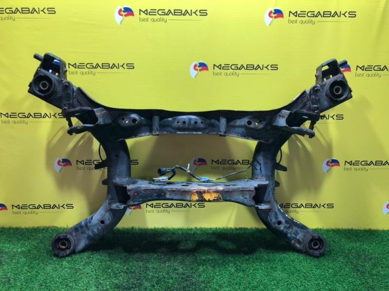 Балка подвески Nissan Presage TU31 QR25DE задняя (б/у)