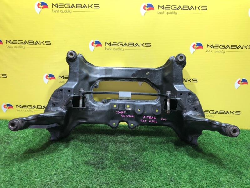 Балка под двс Nissan X-Trail T30 QR20DE передняя 2WD (б/у)