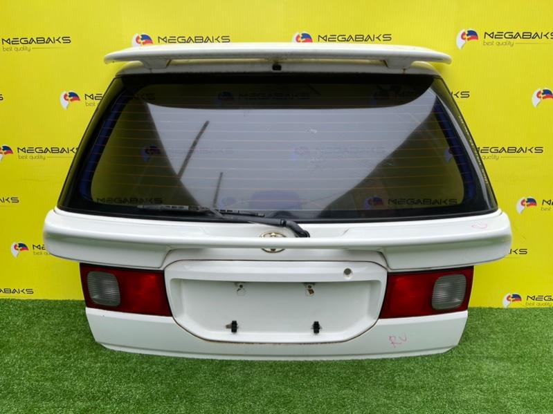Дверь задняя Toyota Ipsum SXM10 I MODEL (б/у)
