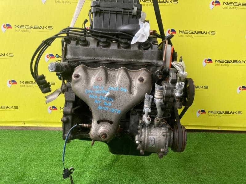 Двигатель Honda Hr-V GH4 D16A 2003 9111794 (б/у)
