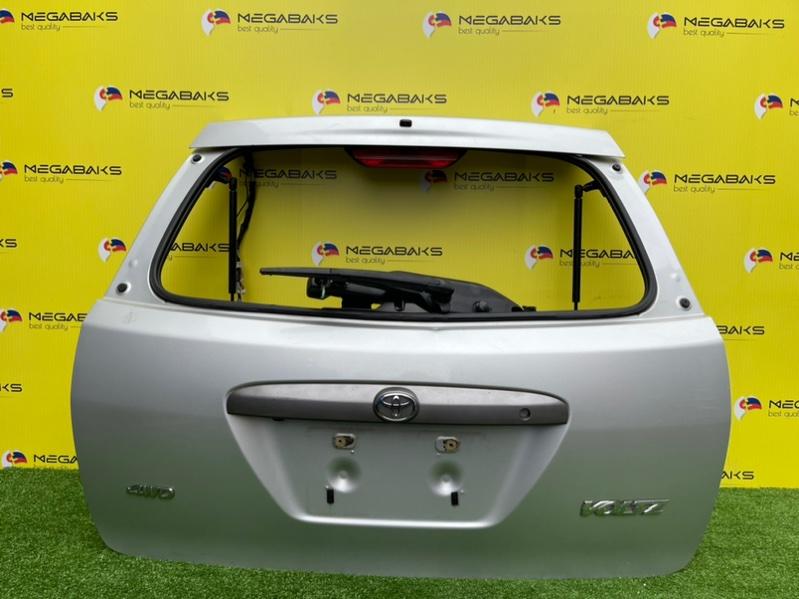 Дверь задняя Toyota Voltz ZZE136 camera (б/у)