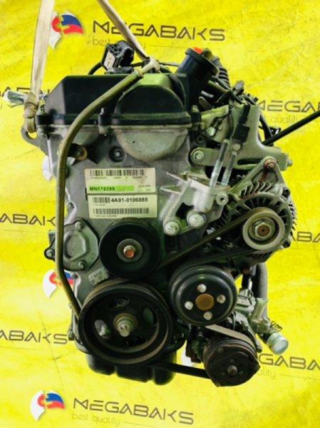 Двигатель Mitsubishi Colt Z23W 4A91 2008 0106885 (б/у)