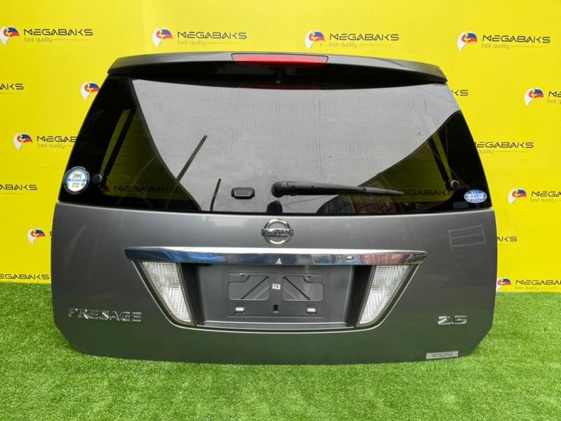 Дверь задняя Nissan Presage TU31 (б/у)