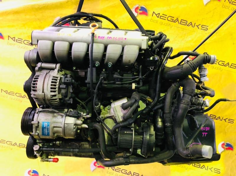 Двигатель Audi Tt 8N BHE 2003 001684 (б/у)