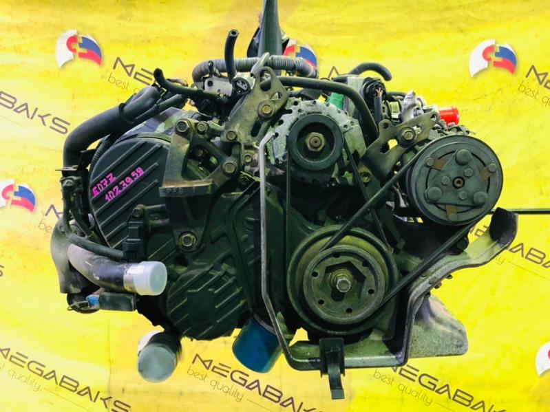 Двигатель Honda Z PA1 E07ZT 1999 1023959 (б/у)