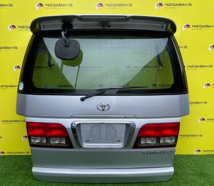 Дверь задняя Toyota Regius RCH47 (б/у)
