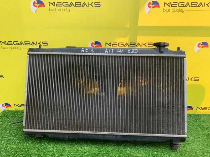 Радиатор основной Honda Fit GE7 L13A (б/у)
