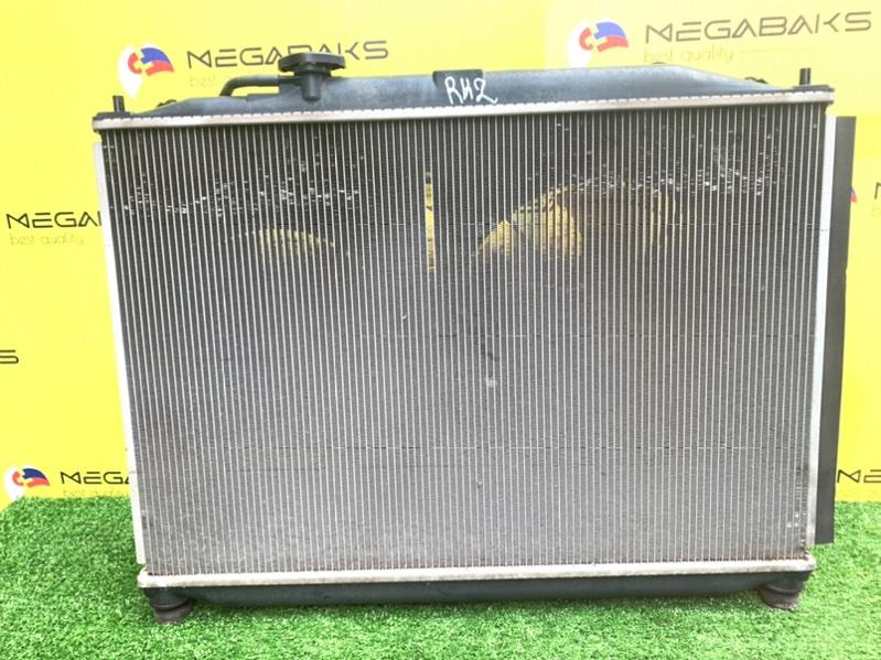 Радиатор основной Honda Step Wagon RK2 R20A (б/у)