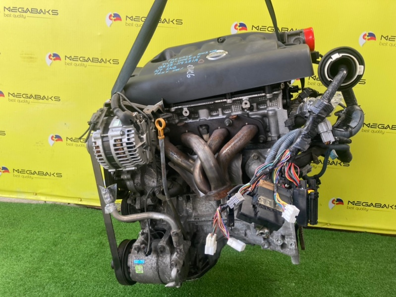 Двигатель Nissan Presage TU31 QR25DE 2003 114281A (б/у)